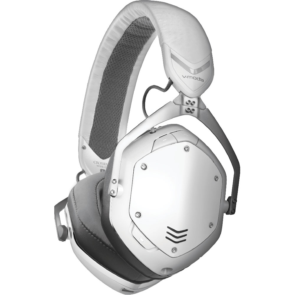 V-moda XFBT2A-MWHITE CROSSFADE II WIRELESS MATTE WHITE Codex Edition Bluetooth ワイヤレスヘッドホン マットホワイト
