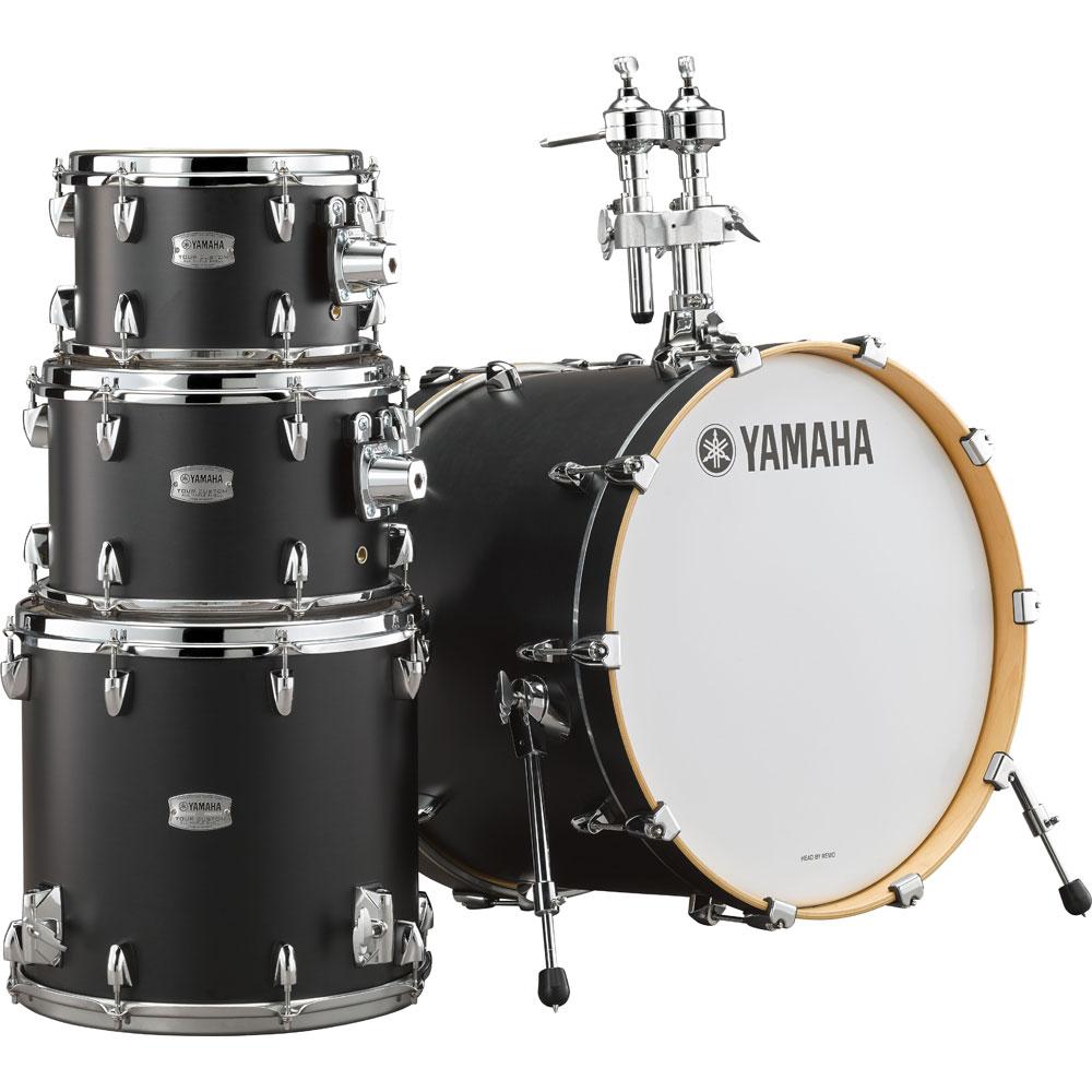 YAMAHA TMP2F4LCS Tour Custom 22BD ドラム シェルパッケージ