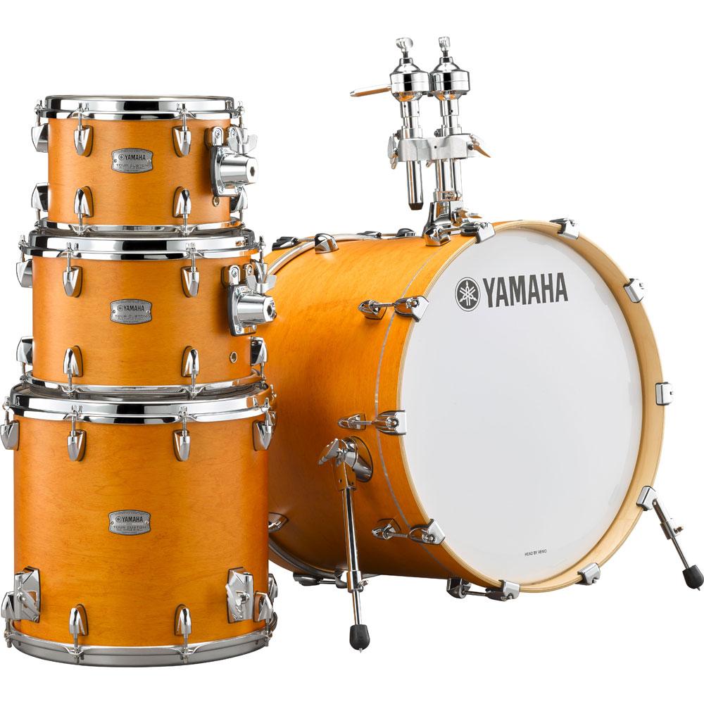 YAMAHA TMP0F4CRS Tour Custom 20BD ドラム シェルパッケージ
