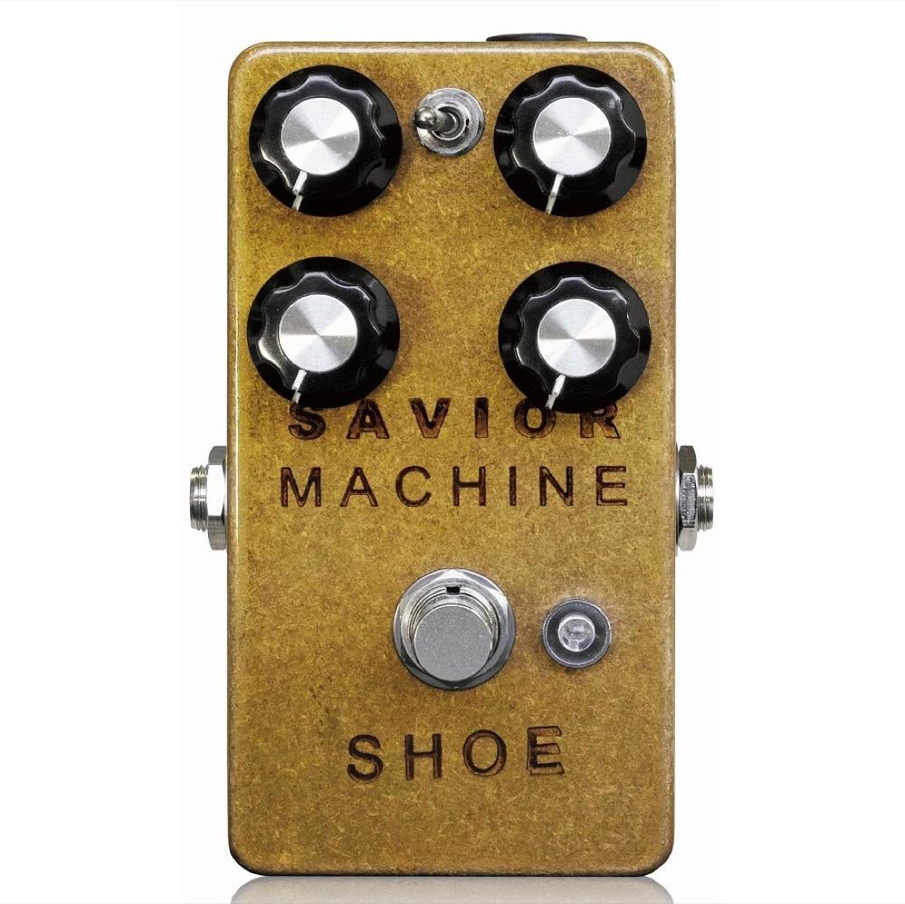 Shoe Pedals Savior Machine オーバードライブ エフェクター