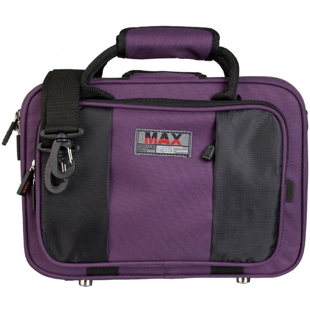 PROTEC MX-307PR Purple B♭クラリネット用セミハードケース