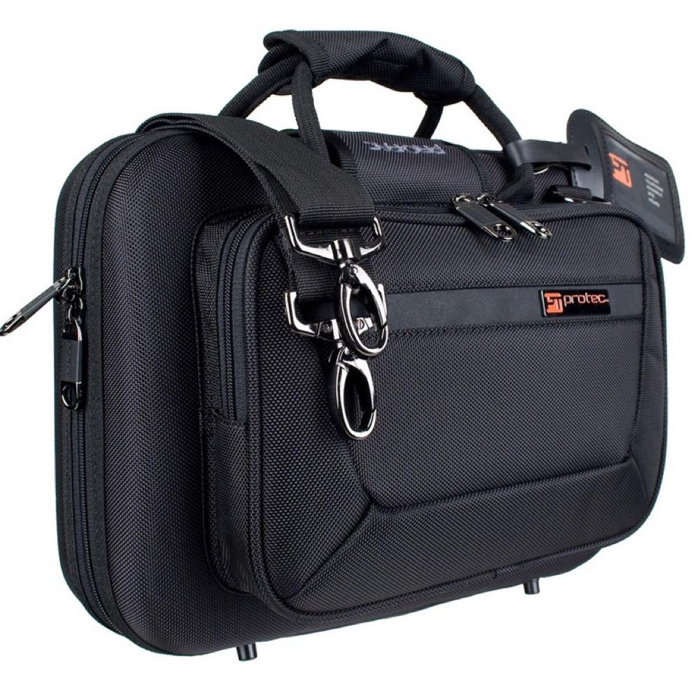 PROTEC PB-307 Black B♭クラリネット用セミハードケース
