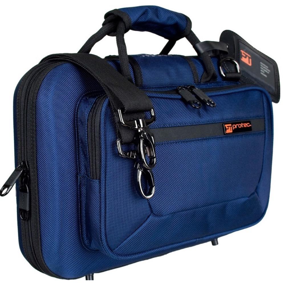 PROTEC PB-307BX Blue B♭クラリネット用セミハードケース
