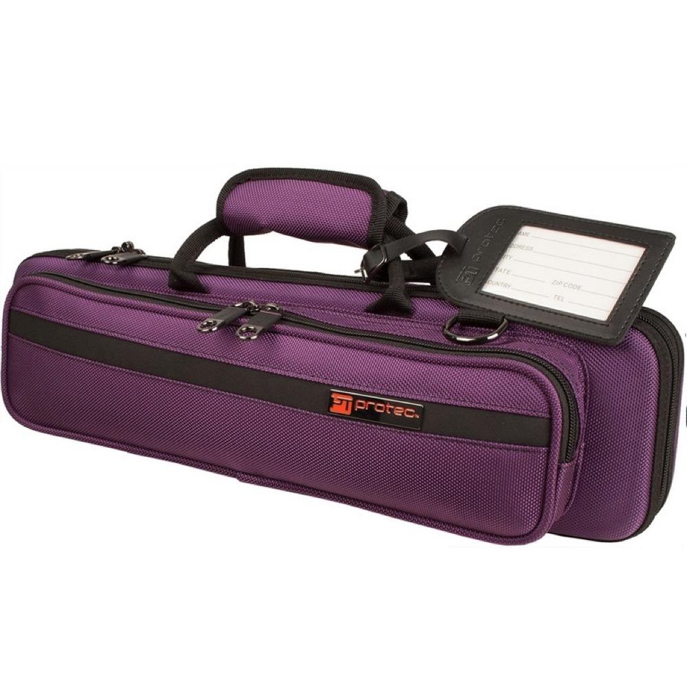 品質が PROTEC PB-308PR PB-308PR Purple Purple PROTEC フルート用セミハードケース, ワインハウス DAIKEN:7efe683e --- totem-info.com
