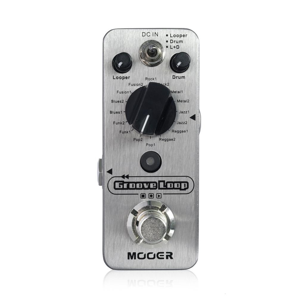 Mooer Groove Loop ギターエフェクター