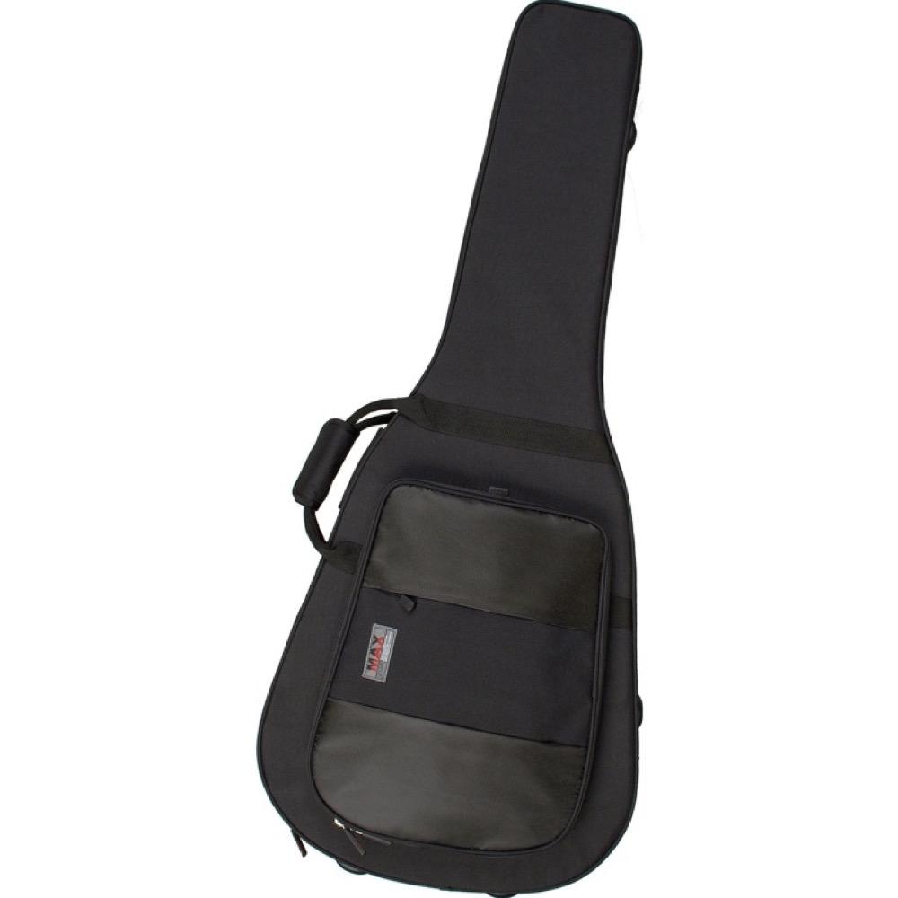 PROTEC MX201 Dreadnought Guitar MAX Case Black アコースティックギター用ギグバッグ