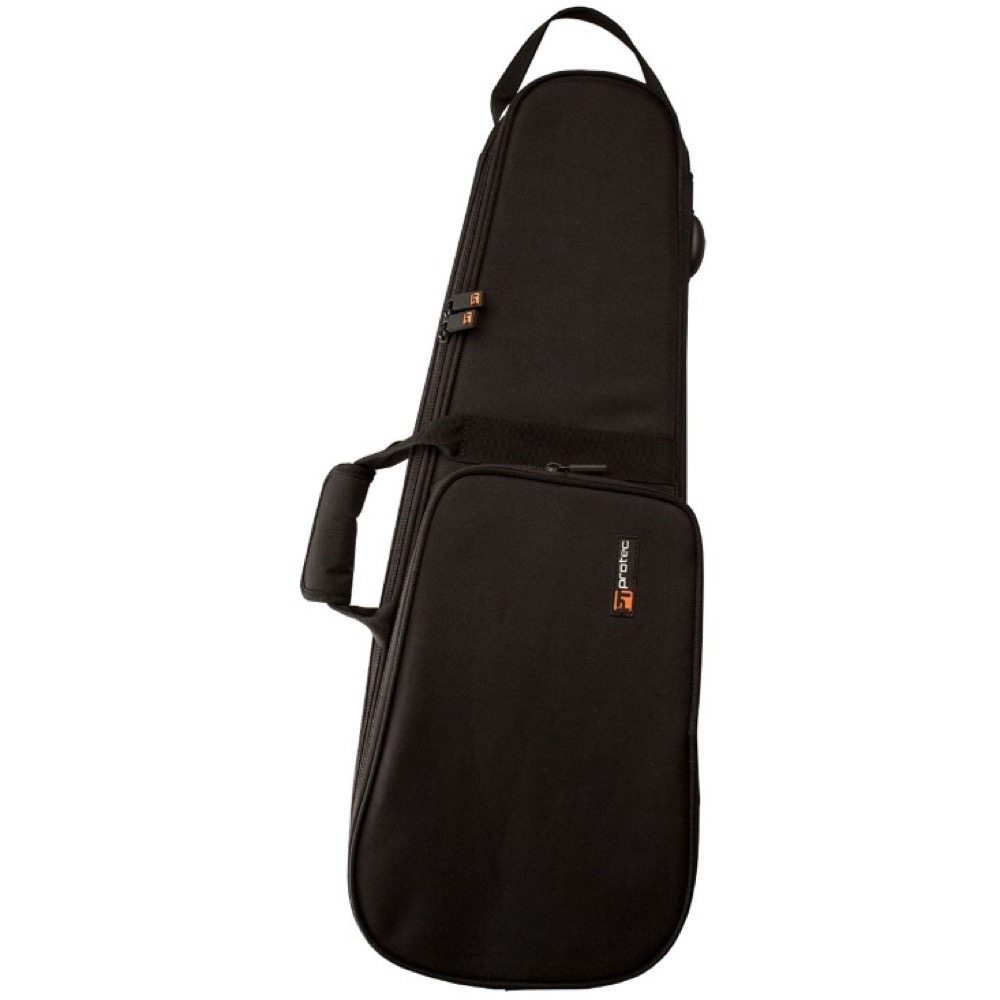 PROTEC CF218 Ukulele Gig Bag Tenor Black テナーウクレレ用ギグバッグ
