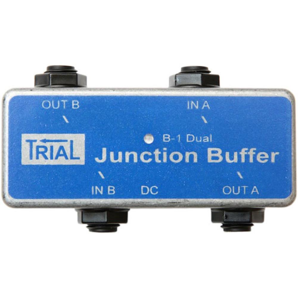 TRIAL Junction Buffer Dual ジャンクションボックス