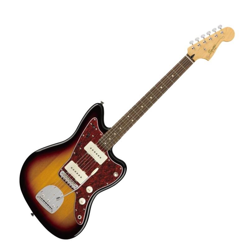 Squier Vintage Modified Jazzmaster Laurel 3TS エレキギター
