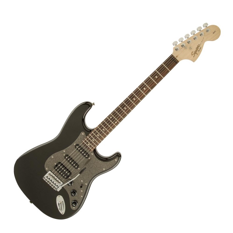 Squier Affinity Series Stratocaster HSS Laurel MBK エレキギター