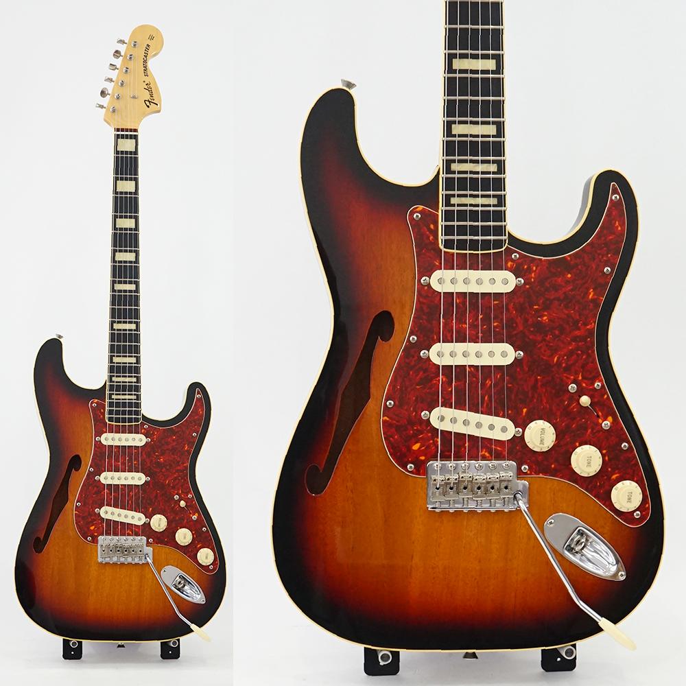 Fender Japan ST/HO/3S HOLLOW BODY STRATOCASTER F3S 【中古】