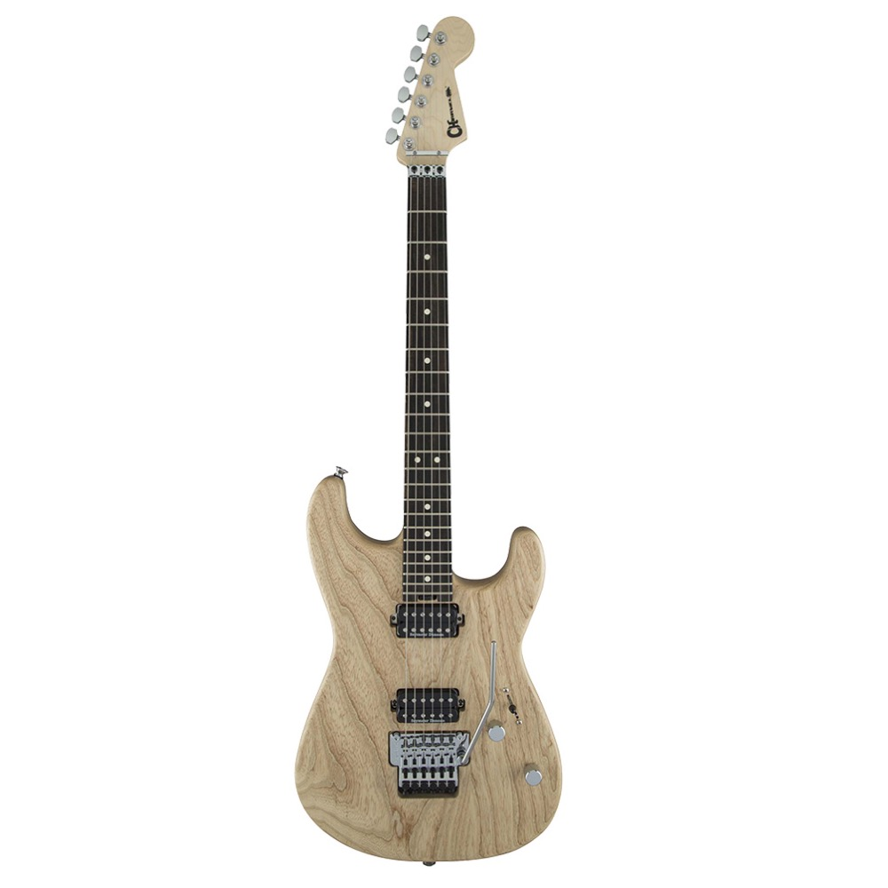 CHARVEL PRO-MOD SAN DIMAS STYLE1 HH FR E Ash Natural エレキギター