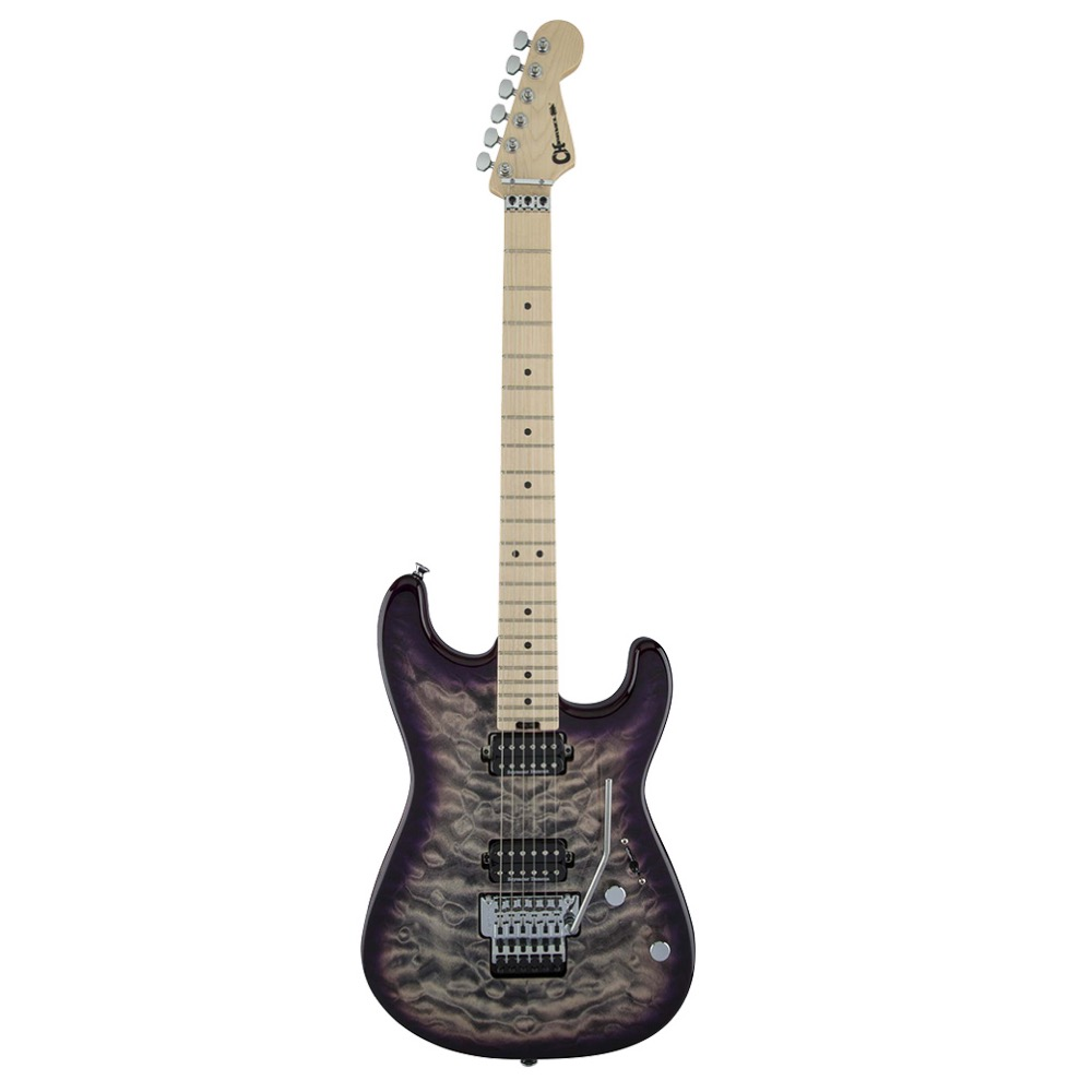CHARVEL PRO-MOD SAN DIMAS STYLE1 HH FR QM Puprle Phaze エレキギター
