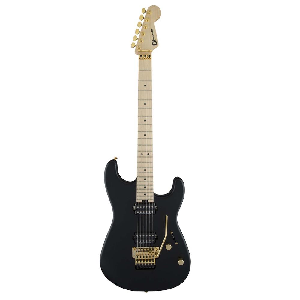 CHARVEL PRO-MOD SAN DIMAS STYLE1 HH FR Satin Black エレキギター