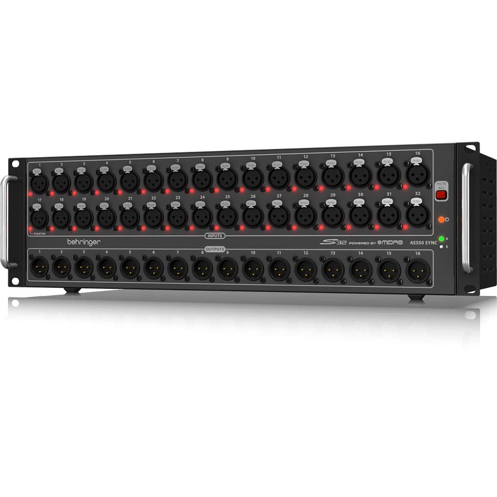 BEHRINGER S32 ステージボックス