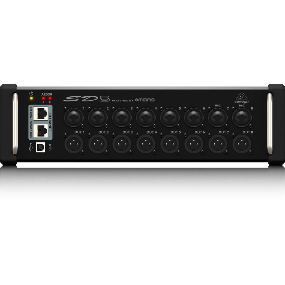 BEHRINGER SD8 デジタルステージボックス