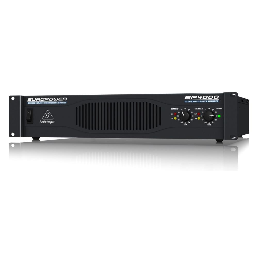 BEHRINGER EP4000 EUROPOWER パワーアンプ