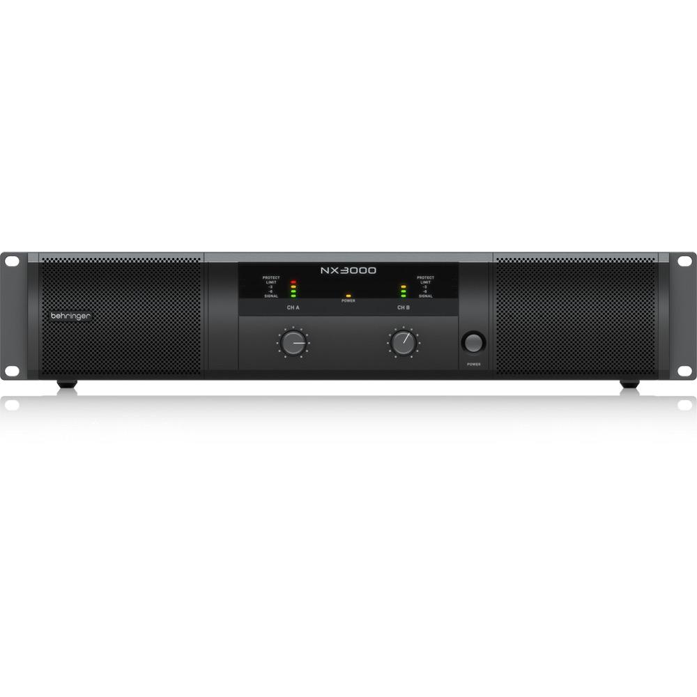 BEHRINGER NX3000 ステレオ パワーアンプ