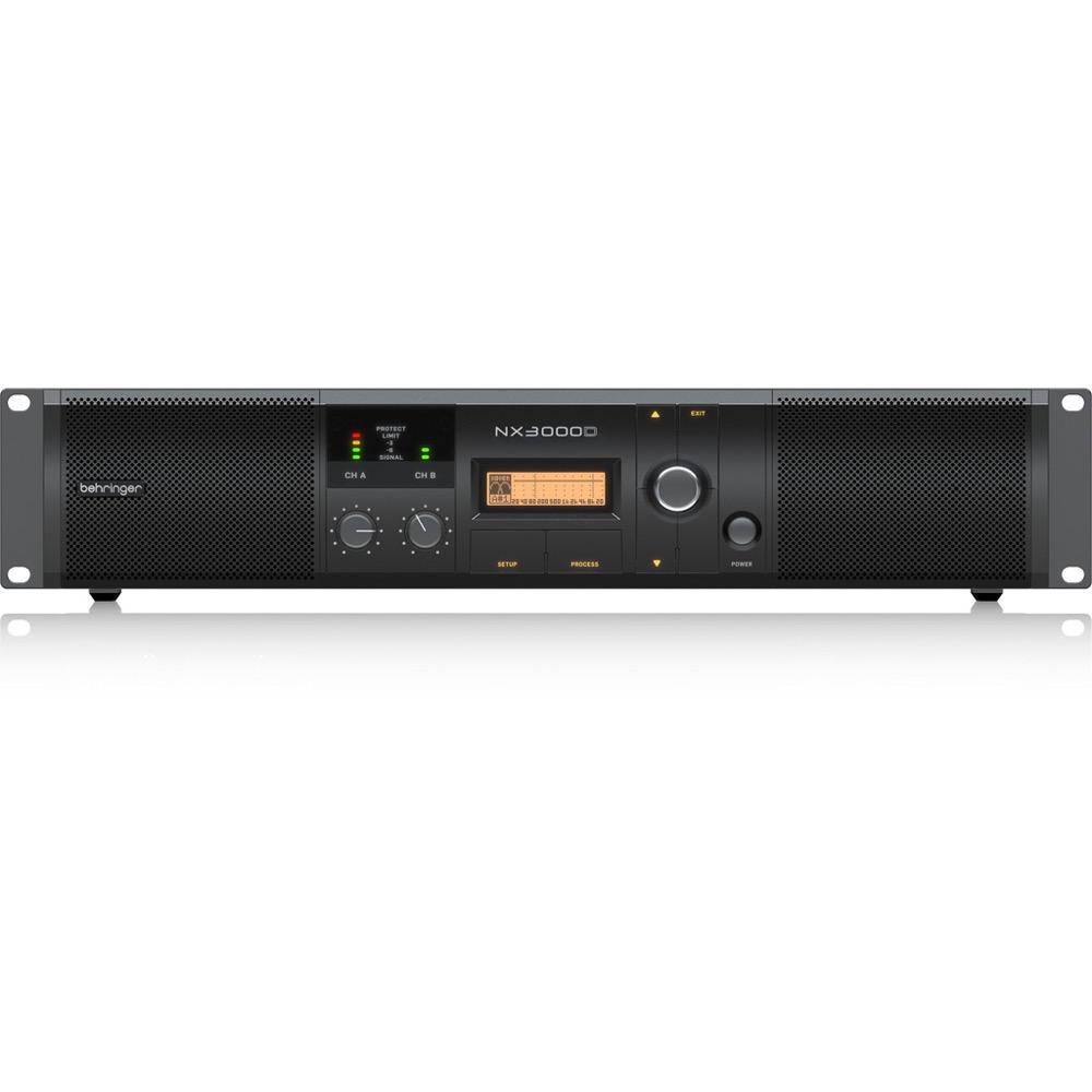 BEHRINGER NX3000D ステレオ パワーアンプ