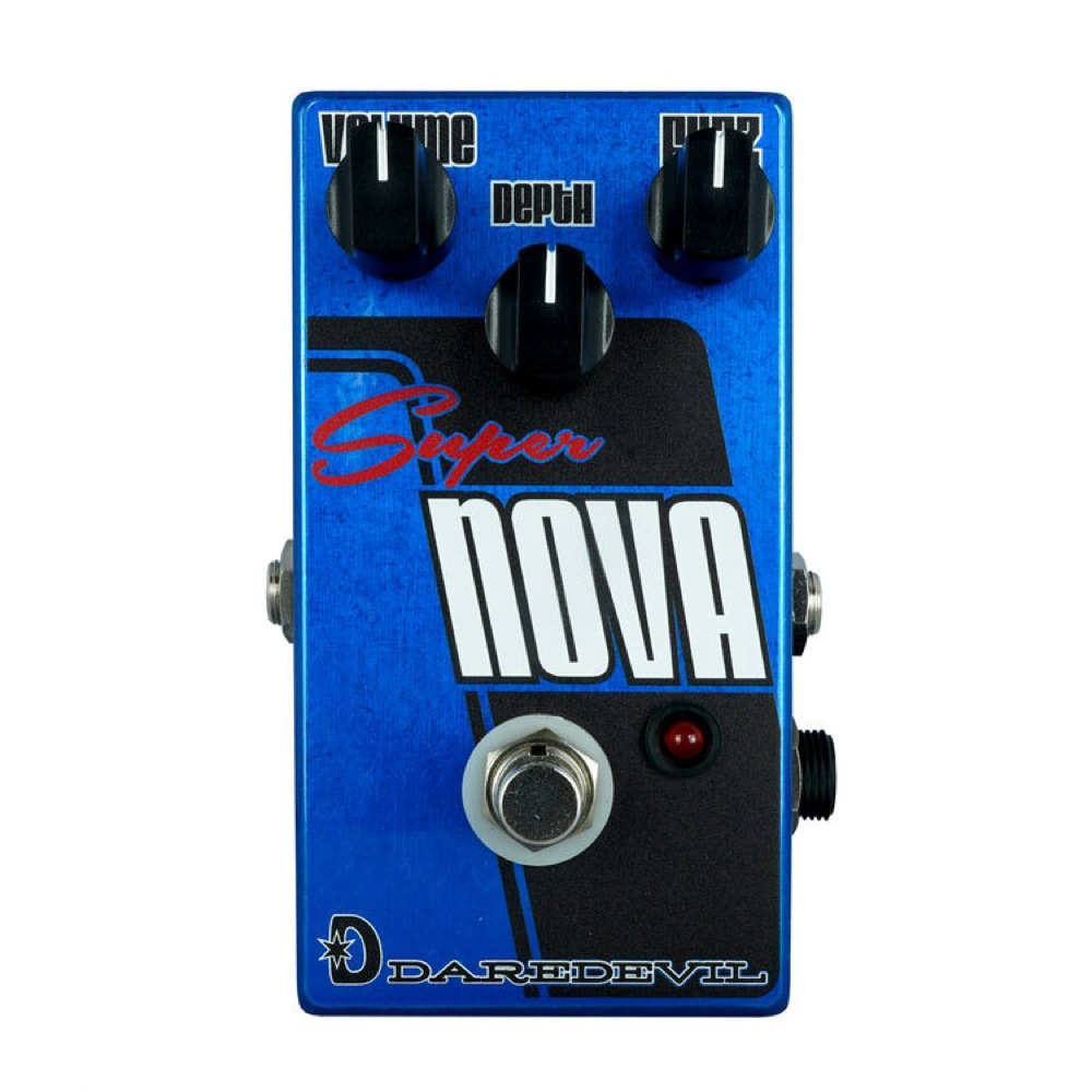 Daredevil Pedals Supernova Fuzz ギターエフェクター