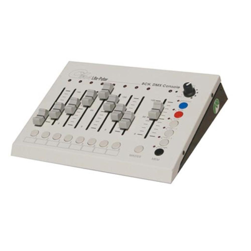 LitePuter CX-804 DMXコントローラー 調光卓