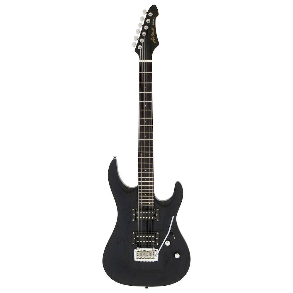 AriaProII MAC-DLX STBK エレキギター