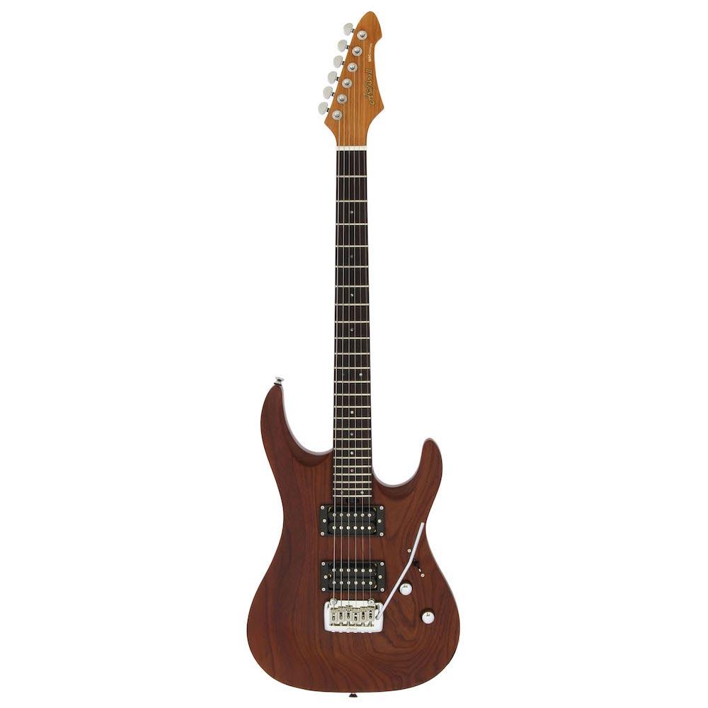 AriaProII MAC-DLX STBR エレキギター