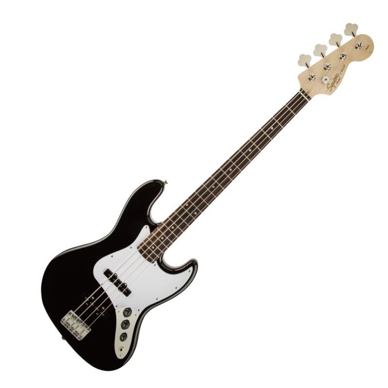 Squier Affinity Series Jazz Bass Laurel Black エレキベース