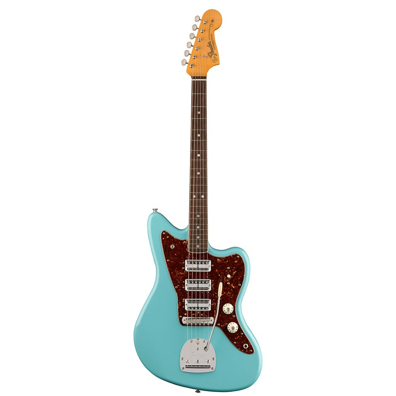 Fender Limited Edition 60th Anniversary Triple Jazzmaster RW Daphne Blue エレキギター