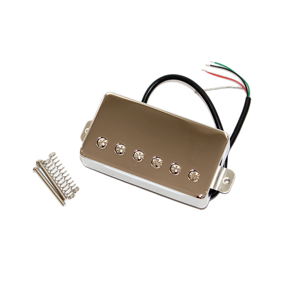 Y.O.S.ギター工房 Smoggy Pickup Humbucker Bridge Nickel Covered