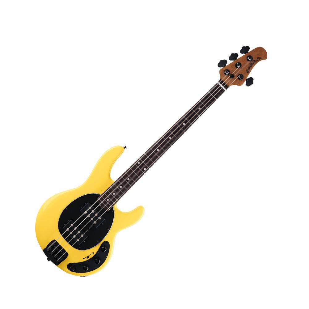 MUSIC MAN StingRay Special Yellow HH Maple w/Rosewood Special HD StingRay Yellow エレキベース, チリュウシ:cacc3e49 --- itxassou.fr