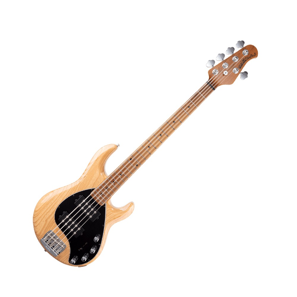 MUSIC MAN StingRay5 Special HH Roasted Maple Classic Natural 5弦エレキベース