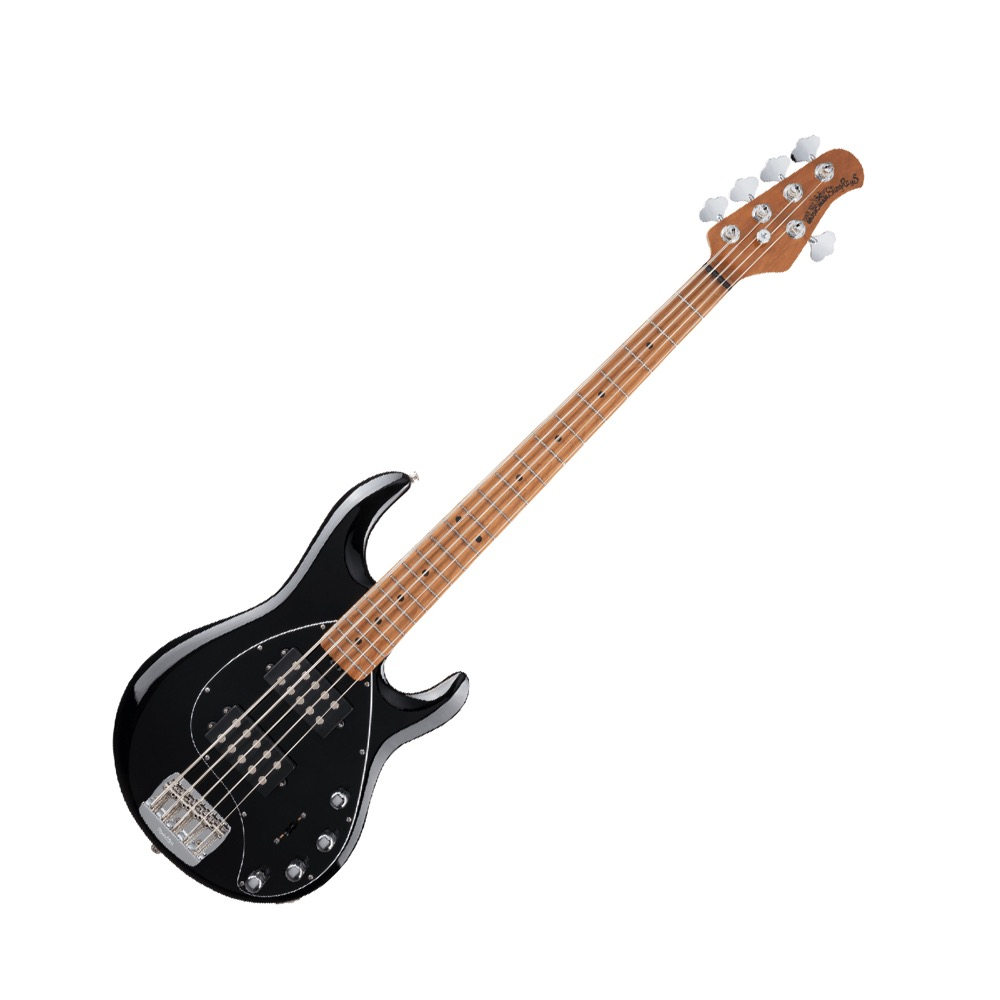 MUSIC MAN StingRay5 Special HH Roasted Maple Black 5弦エレキベース