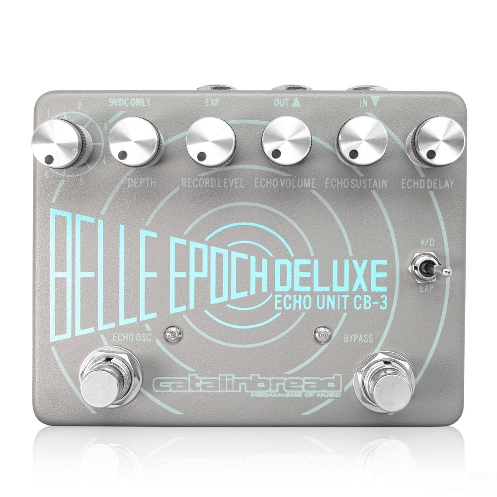 Catalinbread Belle Epoch Deluxe ギターエフェクター