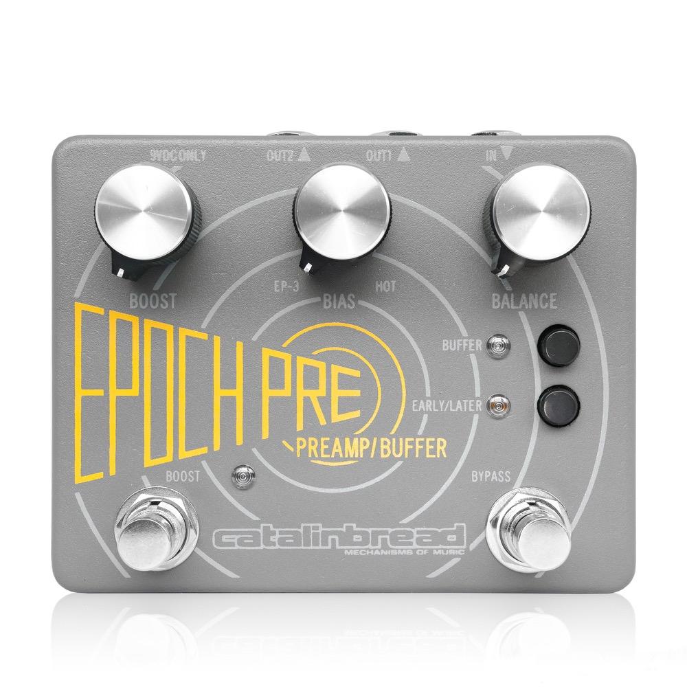 Catalinbread Epoch Pre ギターエフェクター