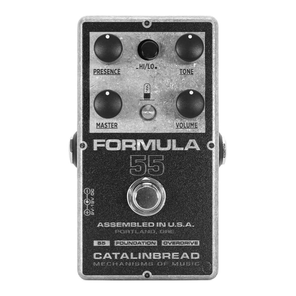 Catalinbread Formula No.55 ギターエフェクター, お名前シールのお店 おなまえ王国 5bc25e07