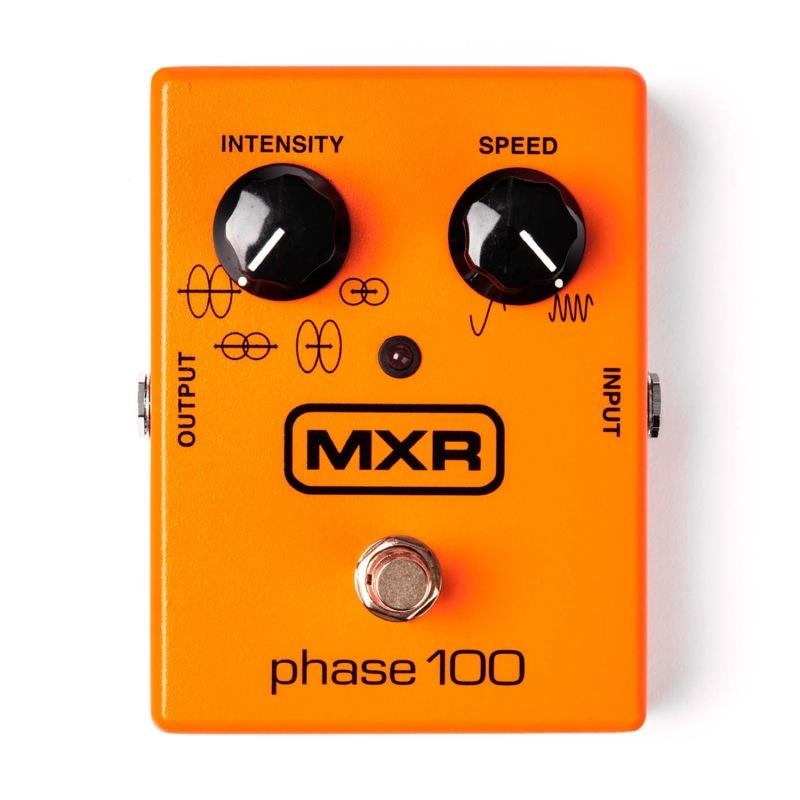 MXR M-107 PHASE100 ギターエフェクター