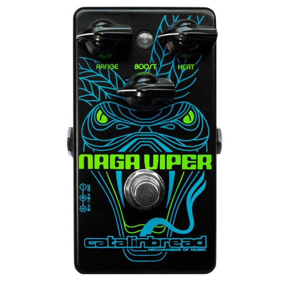 Catalinbread Naga Viper ギターエフェクター