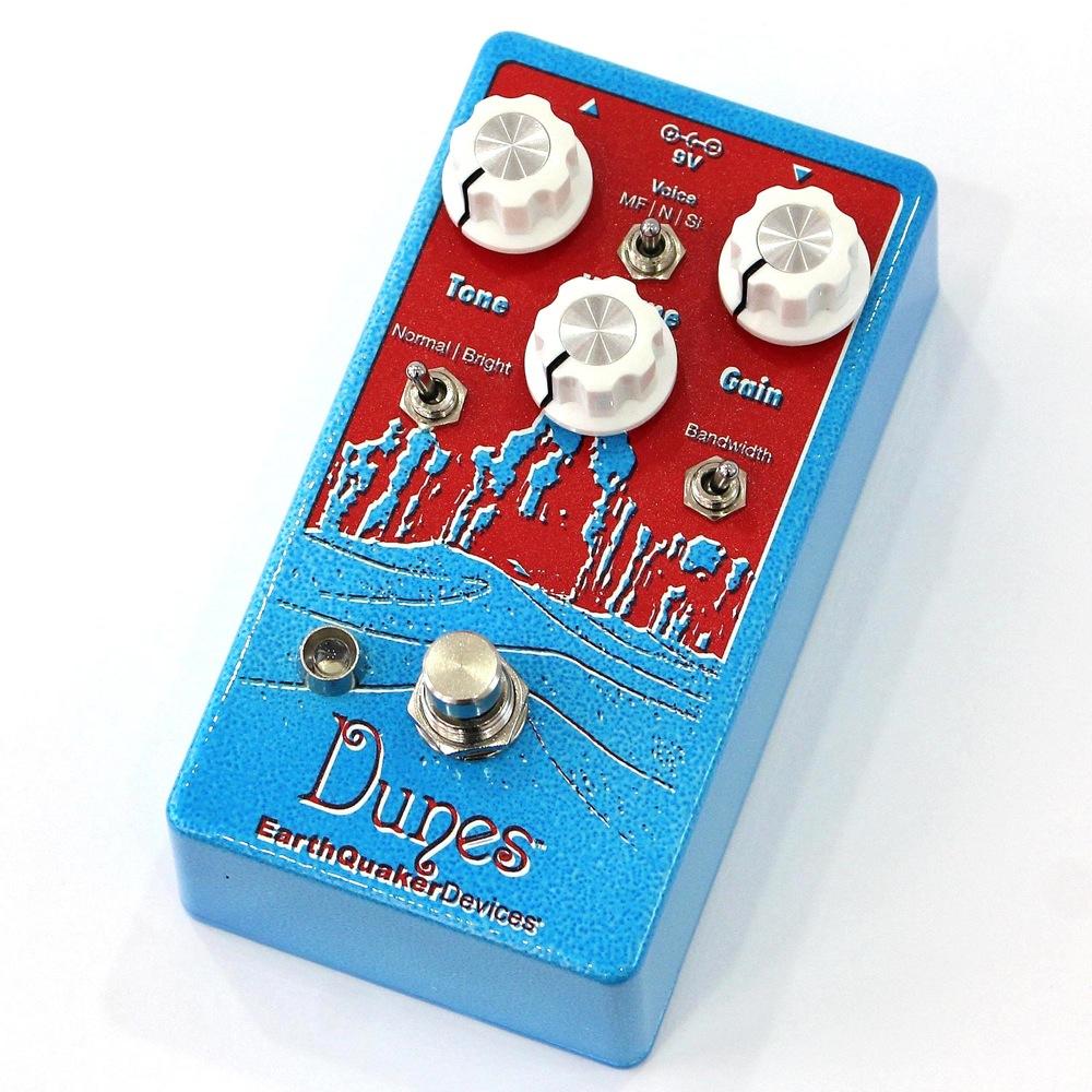 EarthQuaker Devices Dunes Halation 限定カラー オーバードライブ ギターエフェクター