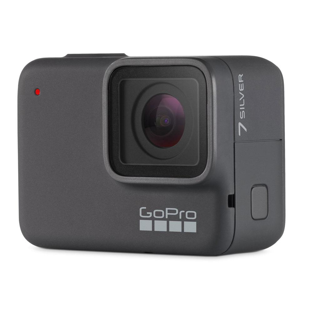 GoPro HERO7 Silver CHDHC-601-FW ウェアラブルカメラ
