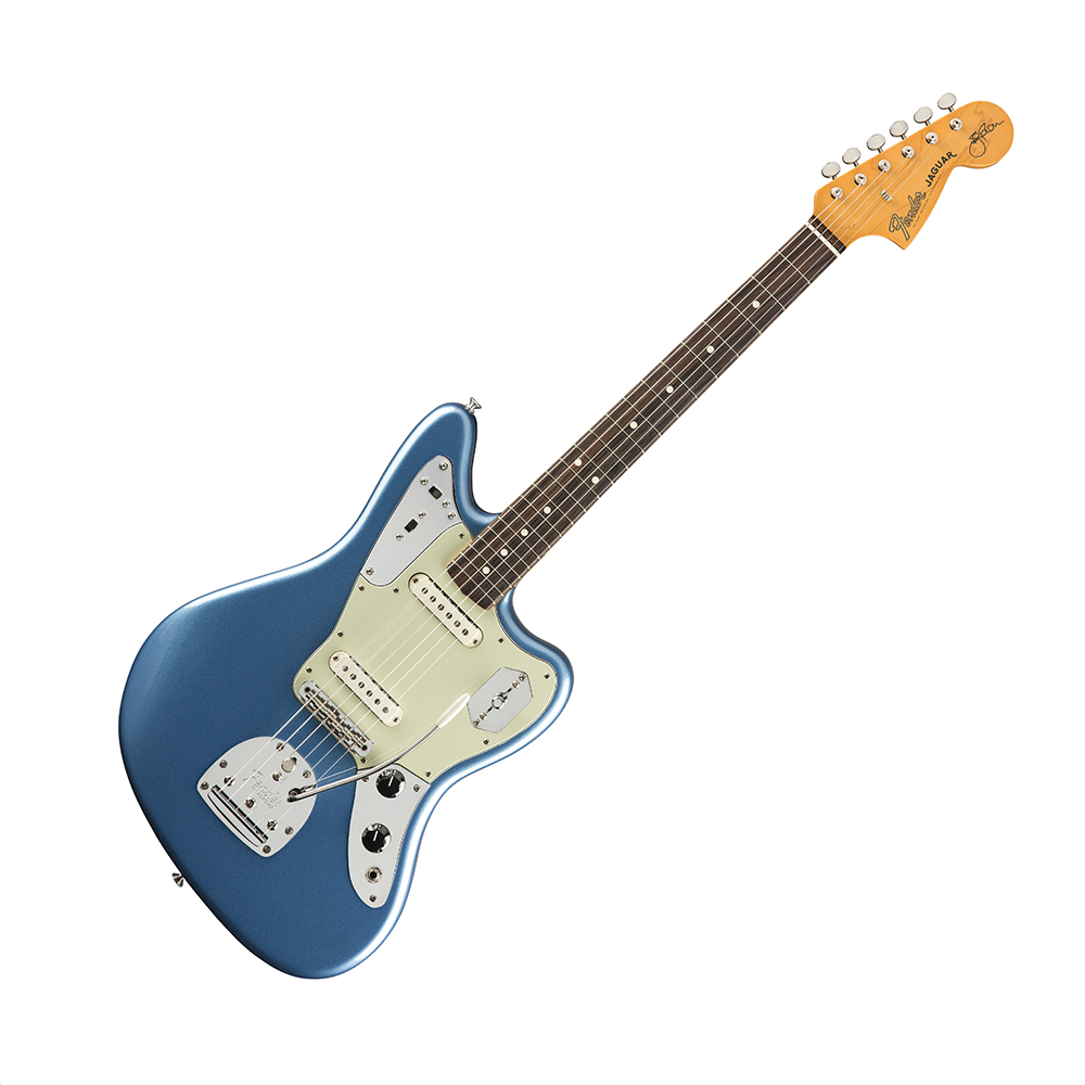 Fender Johnny Marr Jaguar Rosewood LPB エレキギター
