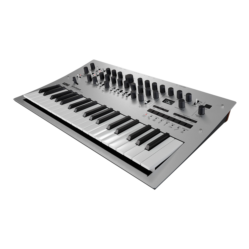 KORG minilogue POLYPHONIC ANALOGUE SYNTHESIZER シンセサイザー アウトレット