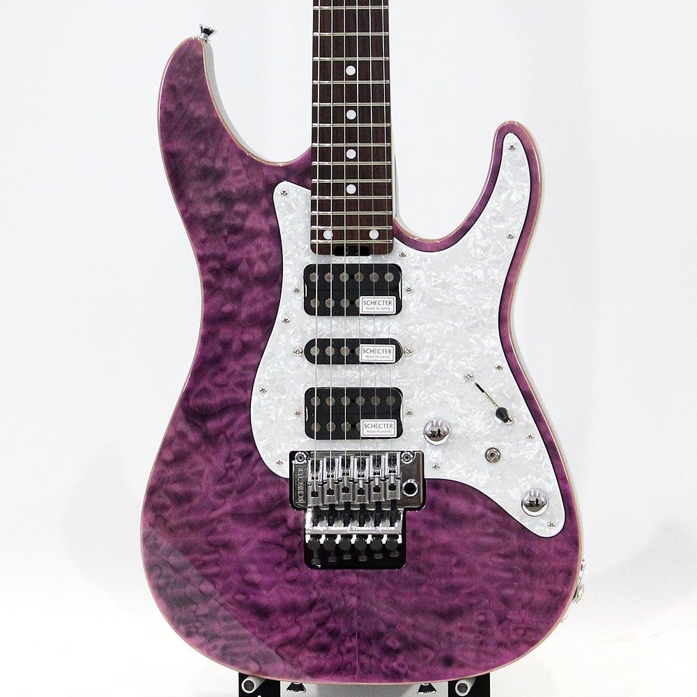 SCHECTER SD-2-24-AL PUR/R エレキギター アウトレット