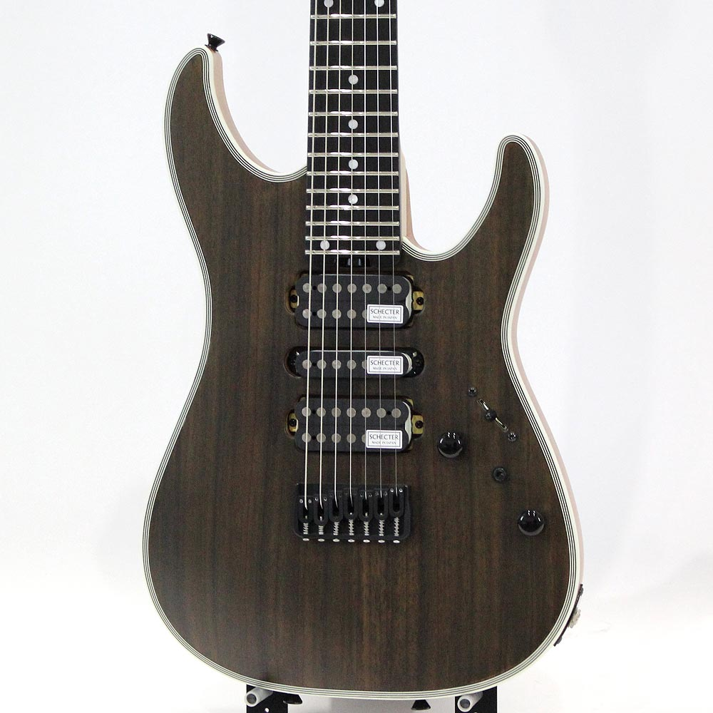 SCHECTER NV-7-24-MH-FXD RNT/E 7弦 エレキギター アウトレット