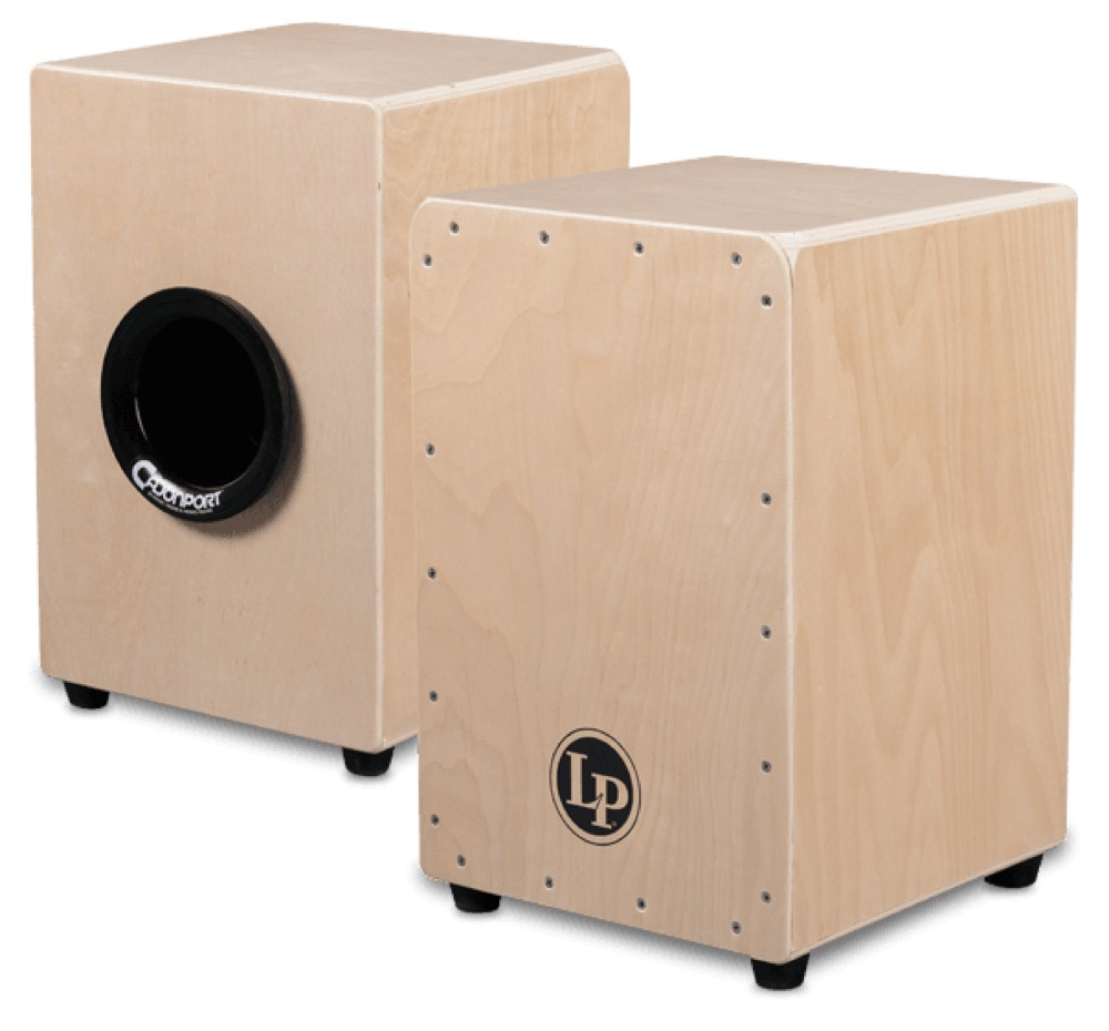 LP LPA1331CB Aspire Tour Wire Cajon カホン