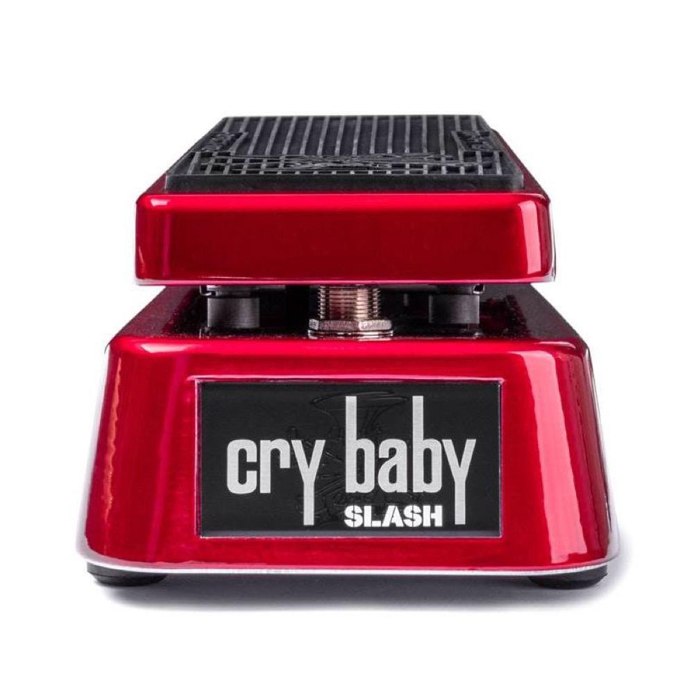JIM DUNLOP SC95R SLASH LTD CLASSIC WAH APPLE RED ワウペダル