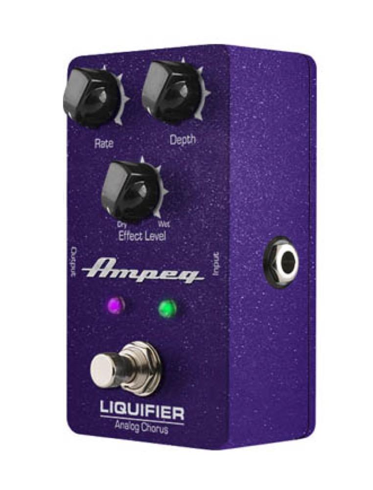 Ampeg Liquifier Analog Chorus コーラス エフェクター