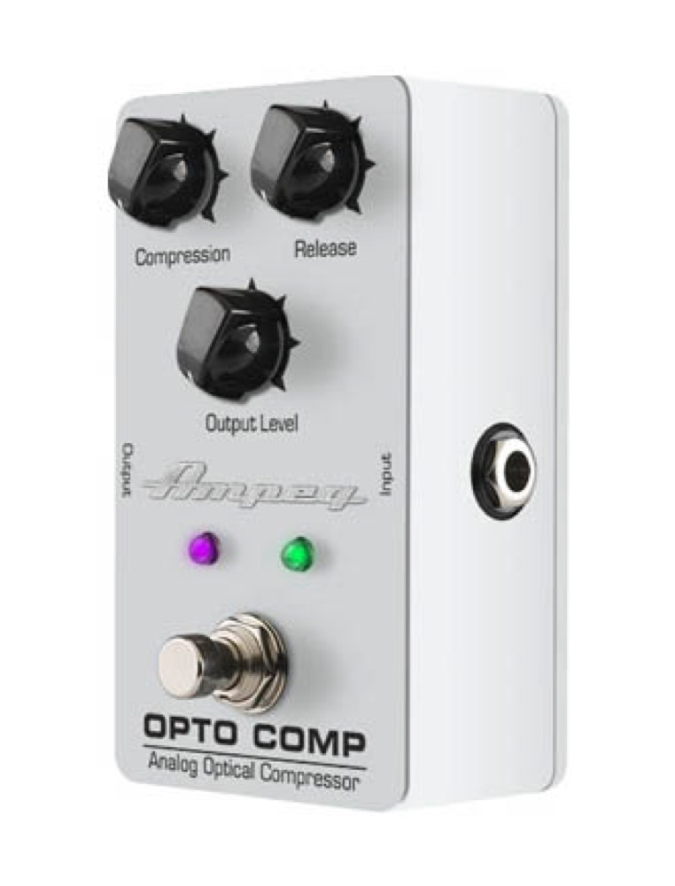 Ampeg Opto Comp Analog Optical Compressor コンプレッサー エフェクター