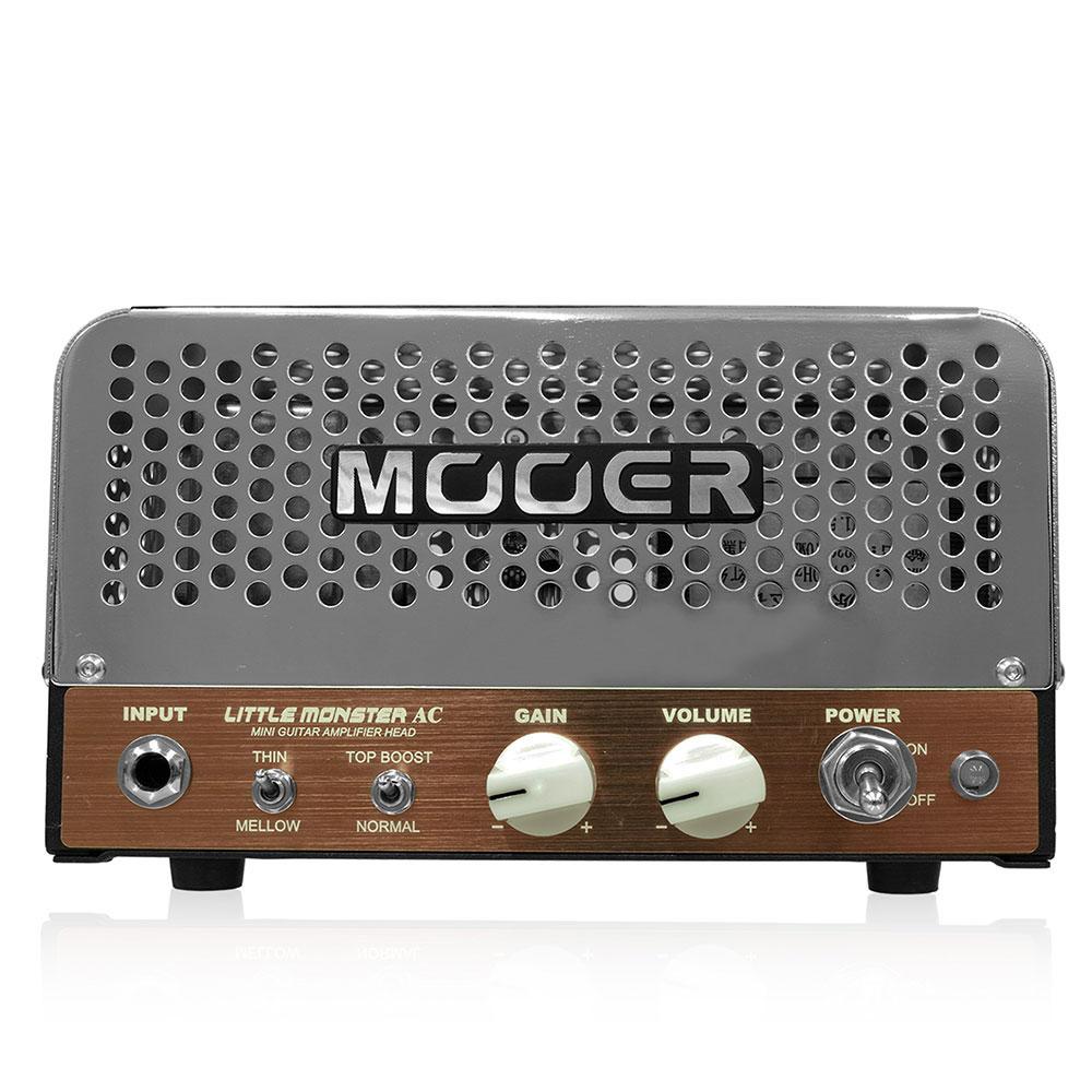 Mooer Little Monster AC ギターアンプヘッド