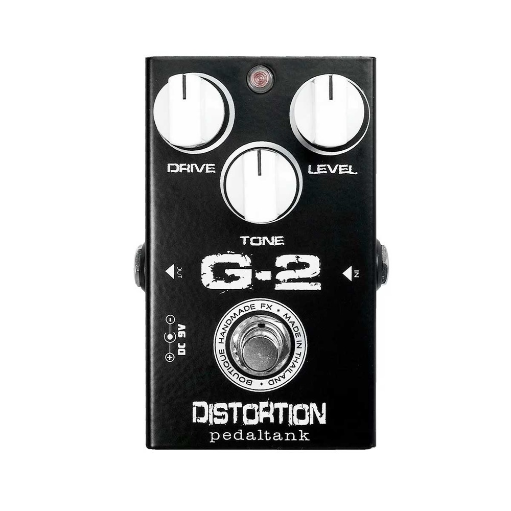 Pedal Tank G-2 Distortion ギターエフェクター